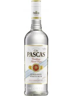 Old Pascas Ron Blanco Barbados Rum
