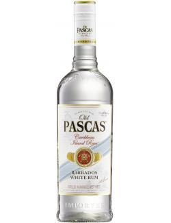 Old Pascas Ron Blanco Barbados Rum (700 ml) - 4062400036818