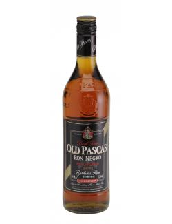 Old Pascas Ron Negro Barbardos Rum (700 ml) - 4062400527101