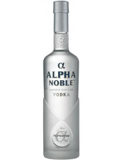 Alpha Noble Vodka 40% Vol.