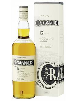 Cragganmore 12 Years Spreyside Single Malt Scotch Whisky (700 ml) - 5000281005430