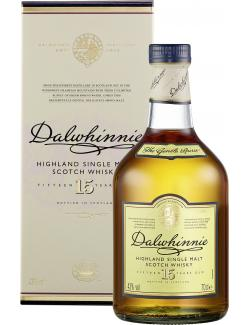 Dalwhinnie 15 Years Highland Single Malt Scotch Whisky