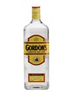 Gordon's London Dry Gin (1 l) - 5000289020800