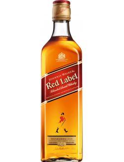 Johnnie Walker Red Label Blended Scotch Whisky (1 l) - 5000267013602