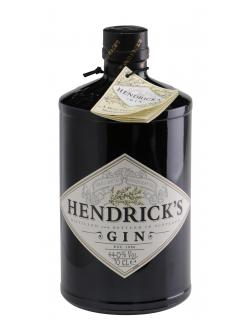 Hendrick's Gin 44% Vol.