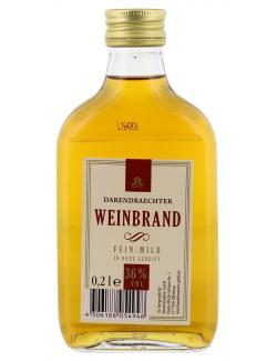 Darendraechter Weinbrand (200 ml) - 4306188054948