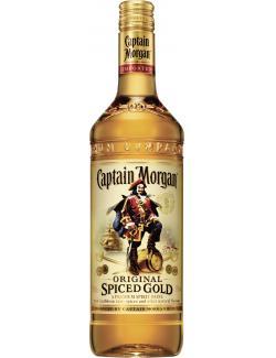Captain Morgan Original Spiced Gold (700 ml) - 5000299223017
