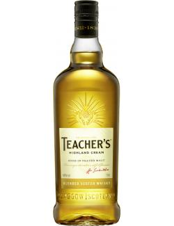 Teacher's Highland Cream Blended Scotch Whisky (700 ml) - 4062400250405