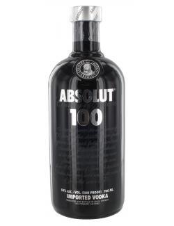Absolut Vodka 100 (700 ml) - 7312040014057