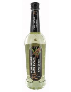 Riemerschmid Bar-Syrup Rohrzucker (700 ml) - 4000269101506