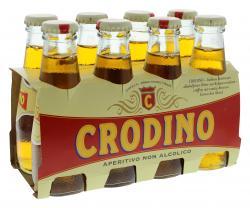 Crodino Bitteraperitif alkoholfrei (8 x 0,10 l) - 8000845800393