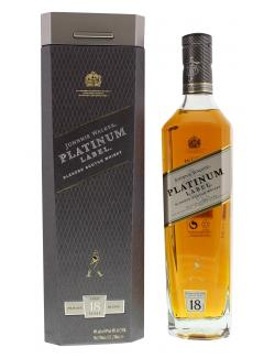 Johnnie Walker Platinum Label 18 years (700 ml) - 5000267117454