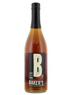 Baker's Bourbon Whiskey (700 ml) - 4072500031002