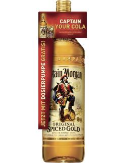 Captain Morgan Original Spiced Gold (3 l) - 5000281033181