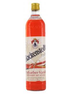 Mackenstedter Rhabarber-Vanille (700 ml) - 4044900105225