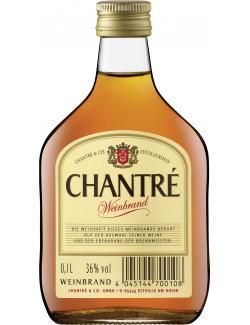 Chantré Weinbrand Kleinflasche