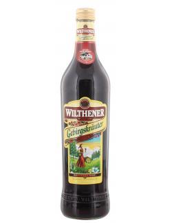 Wilthener Gebirgskräuter Likör (700 ml) - 4012429001311