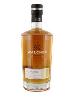 Walcher Grappa D'Oro (700 ml) - 8016448000924