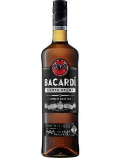 Bacardi Carta Negra black Rum