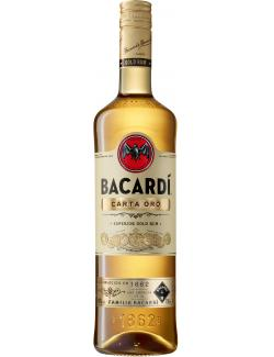 Bacardi Carta Oro Superior Gold Rum (700 ml) - 5010677028899