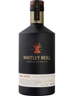Whitley Neill Gin (700 ml) - 5011166019282
