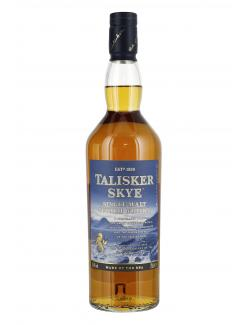 Talisker Skye Single Malt Scotch Whiskey