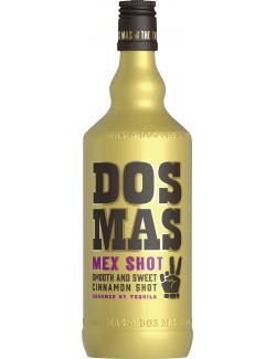 Dos Mas Mex Shot (700 ml) - 4025127044993