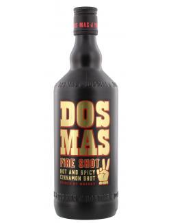 Dos Mas Fire Shot (700 ml) - 4025127044955
