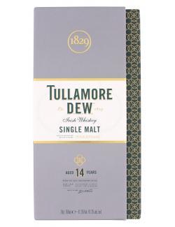 Tullamore Dew Single Malt Irish Whiskey 14 Years (700 ml) - 5391516892070