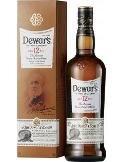 Dewar's 12 Years Scotch Whisky