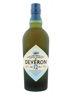 The Deveron Highland Single Malt Scotch Whisky 12 Years (700 ml) - 5010752001342