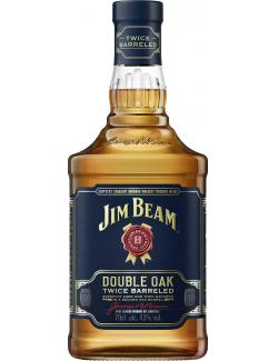 Jim Beam Double Oak 43% Vol.