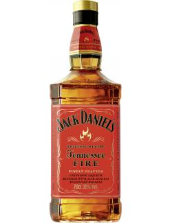 Jack Daniel's Fire Tennessee Whiskey Likör