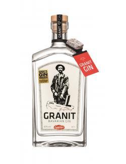 Granit Bavarian Dry Gin 42% Vol.