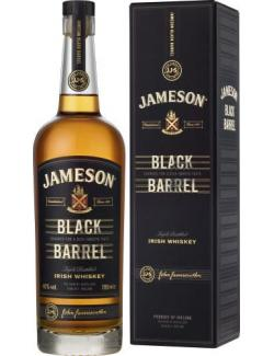 Jameson Black Barrel Blended Irish Whiskey 40%