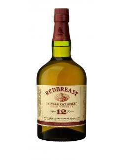 Redbreast 12Y Single Malt Irish Whiskey 40% Vol.