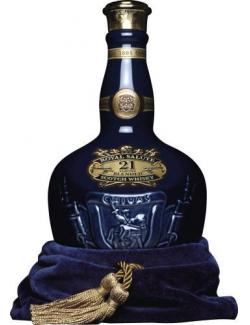 Chivas Royal Salute 21 Years old Blended Scotch Whisky