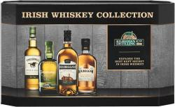 Cooleys Irish Whiskey Collection