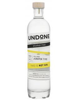 Undone Not Gin alkoholfrei