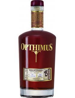 Opthimus Rum 15 Years