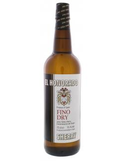 El Honorado Sherry Fino Dry