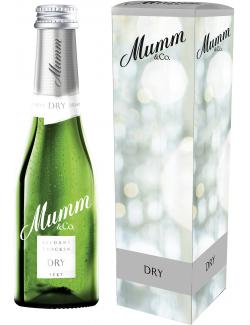 Mumm Dry Sekt trocken (200 ml) - 4011900514500