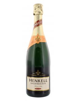 Henkell Sekt halbtrocken (750 ml) - 4003310011847