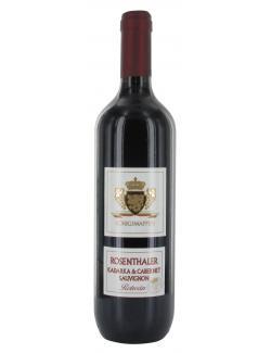 Rosenthal Kadarka & Carbenet Sauvignon Rotwein lieblich