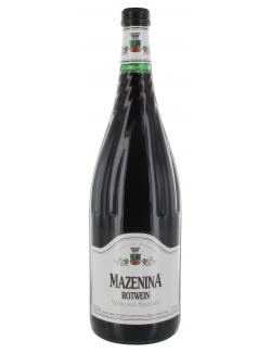 Mazenina Rotwein lieblich