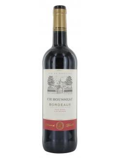 CH Rousseau Bordeaux Rotwein trocken