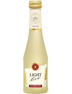 Light Live Sekt alkoholfrei trocken