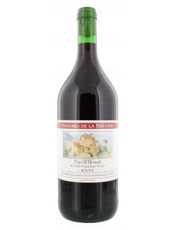 Edouard de la Brévière Pays D'Hérault Rouge (1 l) - 3263286354114