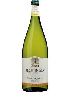 Jechtinger Grauer Burgunder trocken (1 l) - 4006861774209