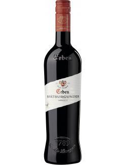 Langguth Erben Spätburgunder Rotwein lieblich